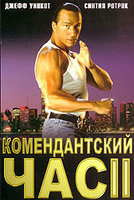 DVD Комендантский час 2 / Martial Law II: Undercover