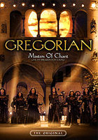 DVD Gregorian: Masters Of Chant. Live At Kreuzenstein Castle