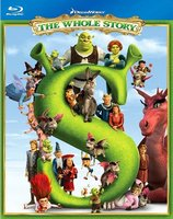 Шрек. Квадрология (4 Blu-Ray) / Shrek: Quadrilogy