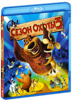 Сезон охоты 3 (Blu-Ray) / Open Season 3