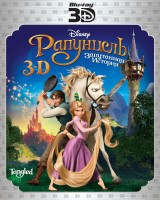���������: ���������� ������� (Real 3D Blu-Ray) / Tangled