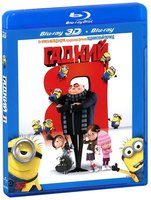 Гадкий Я (Real 3D Blu-Ray + 2D Blu-Ray) / Despicable Me