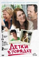 Детки в порядке (DVD) / The Kids Are All Right