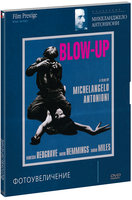 ��������� ������������ ���������. �������������� (DVD) / Blowup / Blow Up