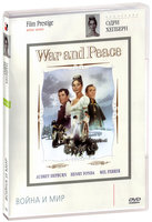 ��������� ���� �������. ����� � ��� (DVD) / War and Peace