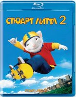 Blu-Ray Стюарт Литтл 2 (Blu-Ray) / Stuart Little 2