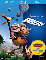 ����� (Blu-Ray + DVD) / Up