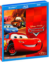 Тачки (Blu-Ray + DVD) / Cars