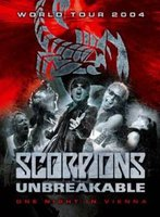 DVD Scorpions: Unbreakable - World Tour 2004