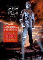 DVD Michael Jackson: Video Greatest Hits - History
