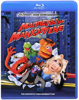 ������� �� ���������� (Blu-Ray) / The Muppets take Manhattan