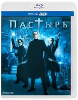 Blu-Ray Пастырь (Real 3D Blu-Ray) / Priest