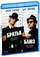 Братья Блюз (Blu-Ray) / BLUES BROTHERS