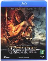 Blu-Ray Конан-варвар (Blu-Ray) / Conan the Barbarian