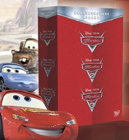 �����. �������� (3 DVD) / Cars / Cars 2 / Mater's Tall Tales