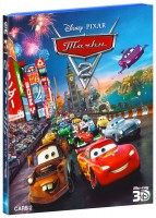 Тачки 2 (Real 3D Blu-Ray) / Cars 2
