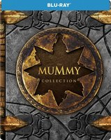 �����. �������� (3 Blu-Ray) / The Mummy / The Mummy Returns / The Mummy: Tomb of the Dragon Emperor