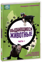 BBC. ���������� ��������. ����� 1 (DVD) / Extraordinary animals