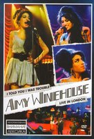 DVD Amy Winehouse: I Told You I Was Trouble. Live In London