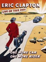 DVD Eric Clapton: One More Car, One More Rider