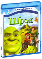 Шрэк (Blu-Ray) / Shrek