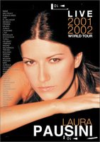 DVD Laura Pausini: Live 2001-2002 World Tour