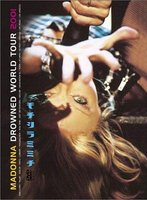 DVD Madonna: Drowned World Tour 2001