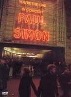 DVD Paul Simon: You're The One In Concert