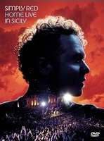 DVD Simply Red - Home: Live in Sicily