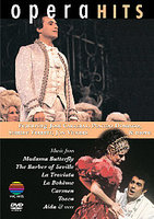 DVD Opera Hits: Jose Carreras, Placido Domingo, Shirley Verrett, Jon Vickers & more