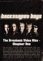 DVD Backstreet Boys: The Greatest Video Hits - Chapter One