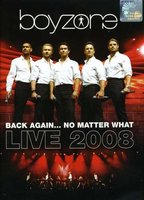 Boyzone - Back Again...No Matter What: Live 2008 (2 DVD)