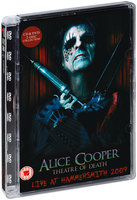 Alice Cooper: Theatre Of Death - Live At Hammersmith 2009 (CD + DVD)