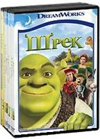 Шрек. Пенталогия (5 DVD) / Shrek