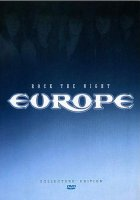 DVD Europe: Rock The Night. Collectors edition
