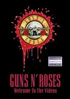 DVD Guns N' Roses - Welcome To The Videos