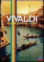 DVD + Audio CD I Musici: The Four Seasons in Venice (CD + DVD)