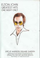 DVD Elton John: One Night Only - Greatest Hits