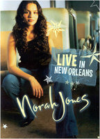 DVD Norah Jones: Live in New Orleans