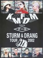 KMFDM: Strum And Drang Tour 2002 (DVD)