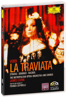 DVD Verdi, James Levine: La Traviata
