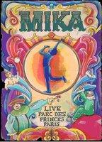 Mika. Live Parc Des Princes Paris