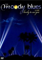 Moody Blues: Lovely To See You Live (DVD)