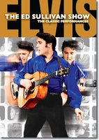 DVD Elvis Presley: The Ed Sullivan Show. The Classic Performances