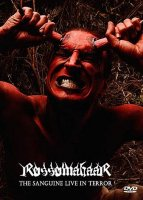DVD Rossomahaar: The Sanguine Live in Terror
