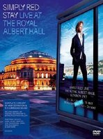 DVD Simply Red: Stay - Live At The Royal Albert Hall