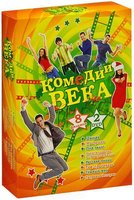 Комедии века (2 DVD) / She's Too Tall / W.B., Blue and the Bean / Russian Pizza Blues / Underworld / The Garbage Man / Beverly Hills Bodysnatchers / Where the Heart Is / A Tiger's Tale