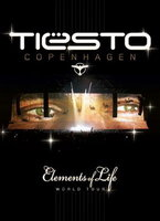 DVD DJ Tiesto: Elements of Life World Tour - Copenhagen (2 DVD)