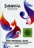 DVD Eurovision: Song Contest Moscow 2009 (3 DVD)
