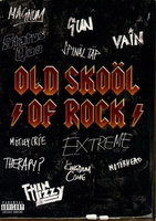 DVD Old Skool Of Rock
